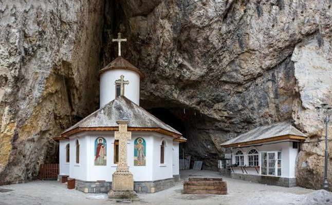 Manastirea-Ialomitei